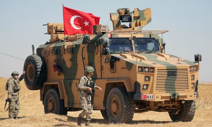 US envoy warns of sanctions if Turkey resumes its military operation in Syria