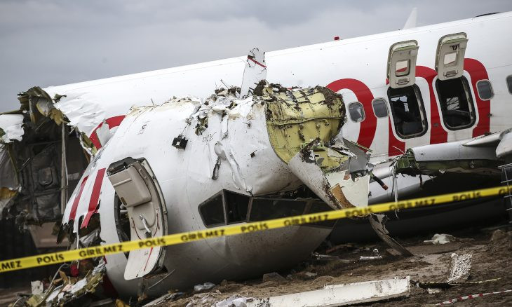 Pegasus Airlines sacks pilot for comments on crash that killed three