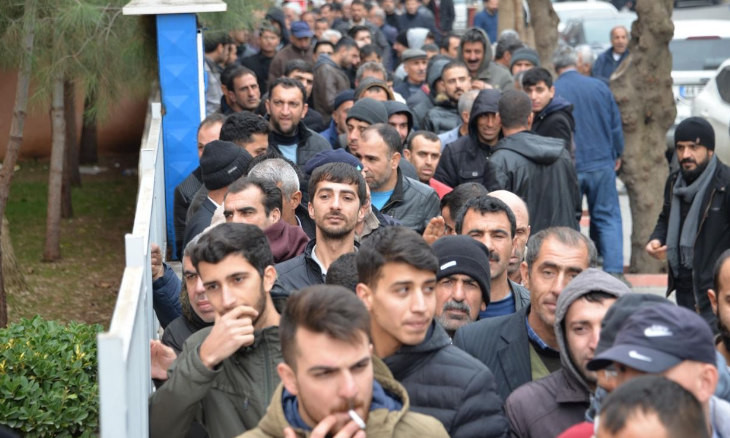 'Broadly defined unemployment in Turkey at 39 percent'