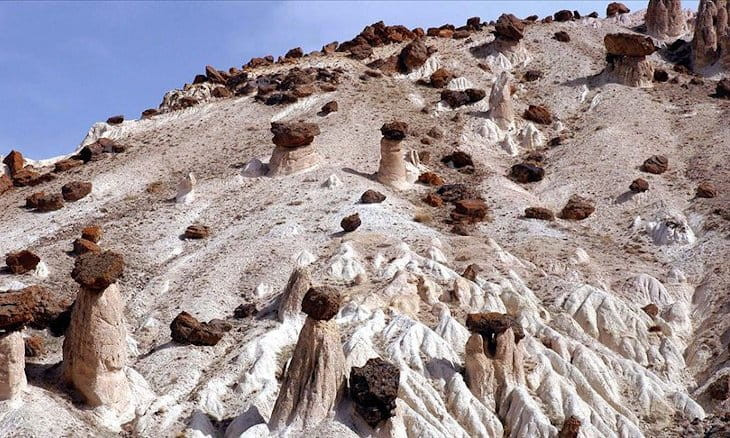 Chimney rocks in southeastern Turkey declared protected area