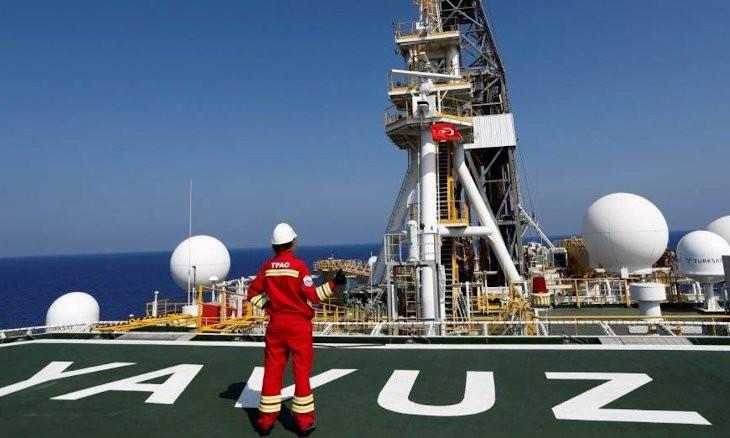 EU sanctions top Turkish Petroleum executives for East Mediterranean drilling