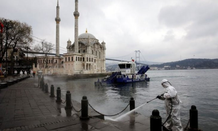Turkey's coronavirus death toll rises to 44, as confirmed cases increase to 1,872