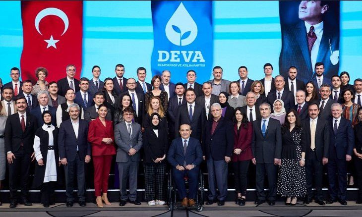 Former Erdoğan ally Babacan launches DEVA party