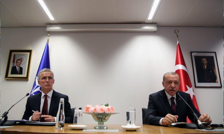 Erdoğan demands more support from NATO in 'critical' period