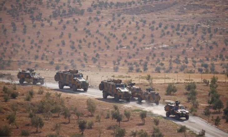 Two Turkish soldiers killed, two wounded in PKK attack in N Iraq