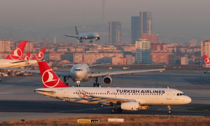 Over 3.5k citizens return to Turkey from banned nine European countries until the end of today
