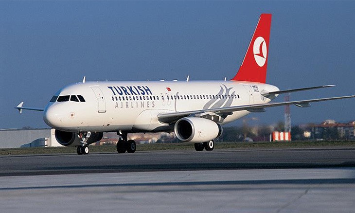 Turkish Airlines to suspend all but five international flights
