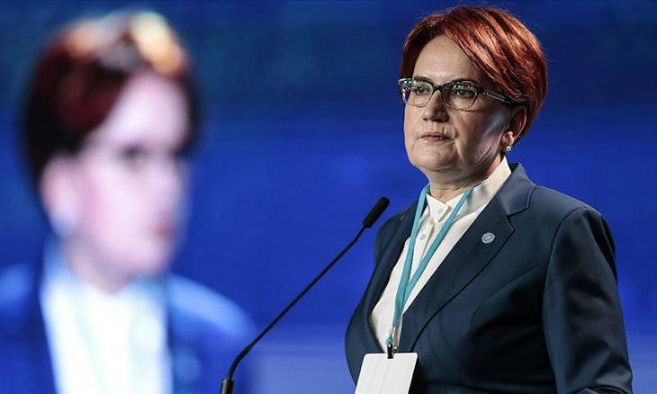 Opposition leader Akşener donates salary to Istanbul, Ankara mayors' coronavirus fight