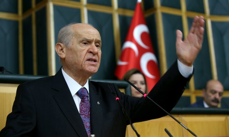 Turkey should go to Damascus, put a sack over Assad's head if diplomacy fails, Erdoğan's ally says