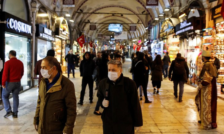 Turkey's coronavirus death toll jumps to 92, as confirmed cases increase to 5,698