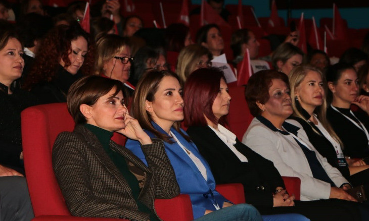 Turkish main opposition CHP holds congress despite worldwide cancellations due to coronavirus concerns