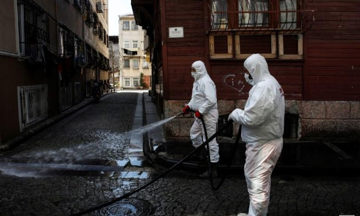 Turkey's coronavirus death toll jumps to 59, as confirmed cases increase to 2,433