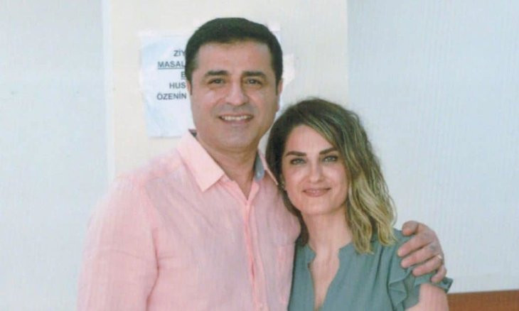 Demirtaş's wife calls on authorities to suspend execution of jail terms amid virus outbreak