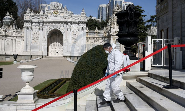 Suspicious death at Istanbul's Dolmabahçe Palace raises questions about a corona coverup