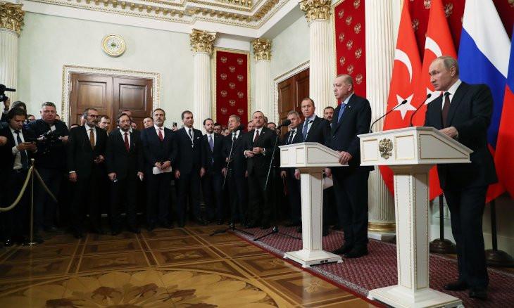 Turkey, Russia establish new ceasefire in Idlib