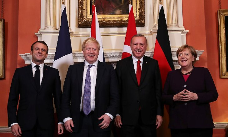 Turkey, Germany, France, UK discuss migration crisis