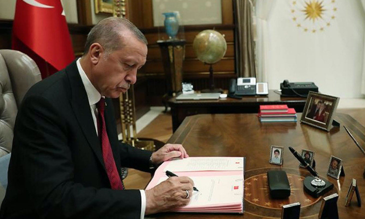 Online scammers try to lure victims using Turkish President Erdoğan's signature