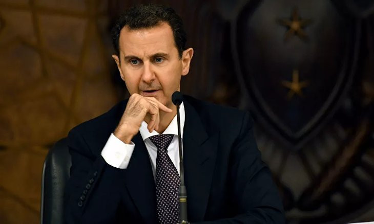 What's your problem with Syria, Assad asks Turkish people
