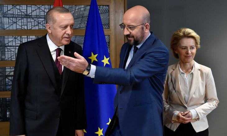 The EU's domestic disputes strengthen Erdoğan's position