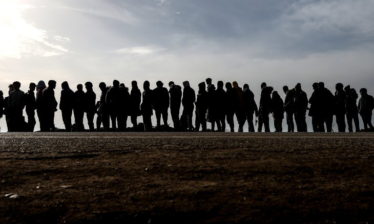 Erdoğan to Greece: Open the gates to migrants, get rid of this burden