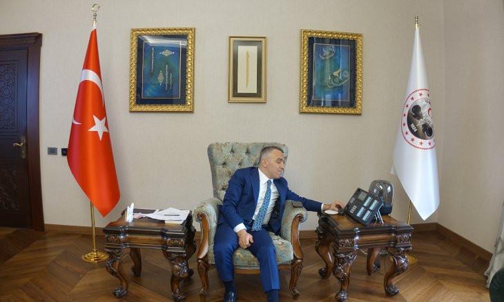 Turkish governor tests positive for coronavirus