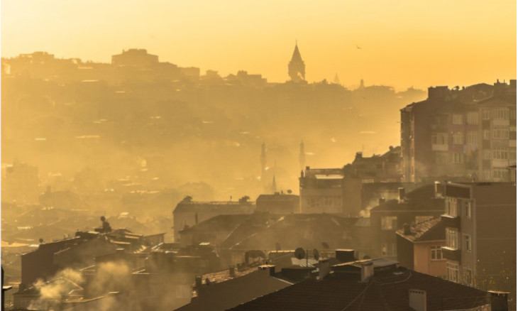 Coronavirus pandemic leads to huge drop in air pollution in Turkey