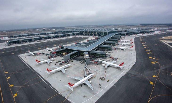 Turkey halts flights with nine European countries to contain coronavirus