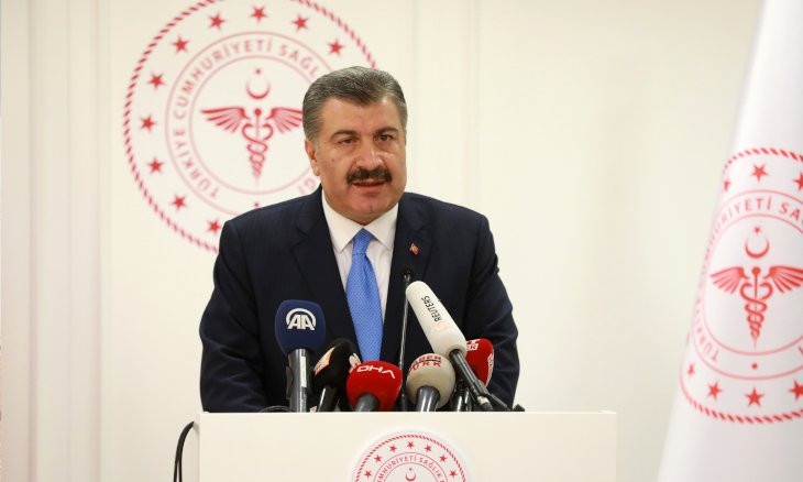Turkey announces first confirmed coronavirus case