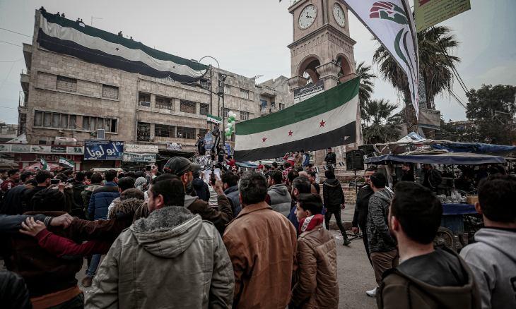 Turkey, Russia 'largely reach consensus' on Idlib