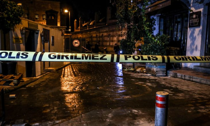 Prosecutor's office rules for nonsuit in case into British ex-intel officer's death in Istanbul