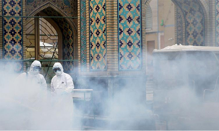 Locals worry illegal migration from Iran might spread coronavirus outbreak in Turkey