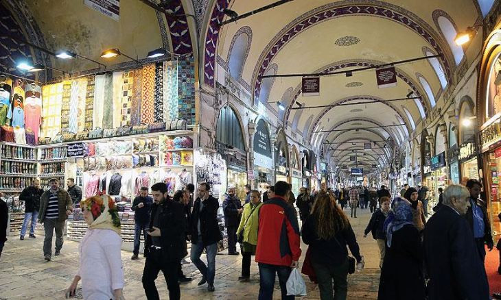 Istanbul's Grand Bazaar temporarily closed amid coronavirus precautions