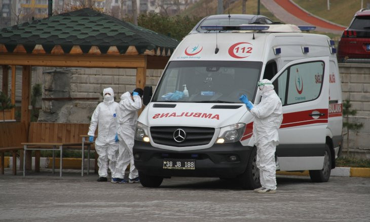 9,800 people under coronavirus quarantine in Turkey, says minister