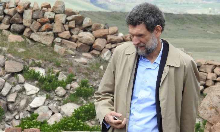 I can't keep my optimism, Osman Kavala says in letter marking 2.5 years in prison