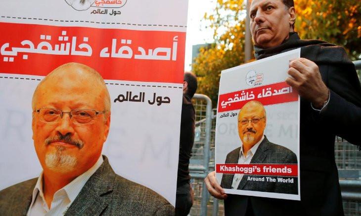 Istanbul prosecutors indict 20 Saudi suspects for Khashoggi killing