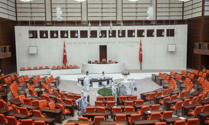 11 Turkish lawmakers in self-imposed quarantine amid coronavirus fears