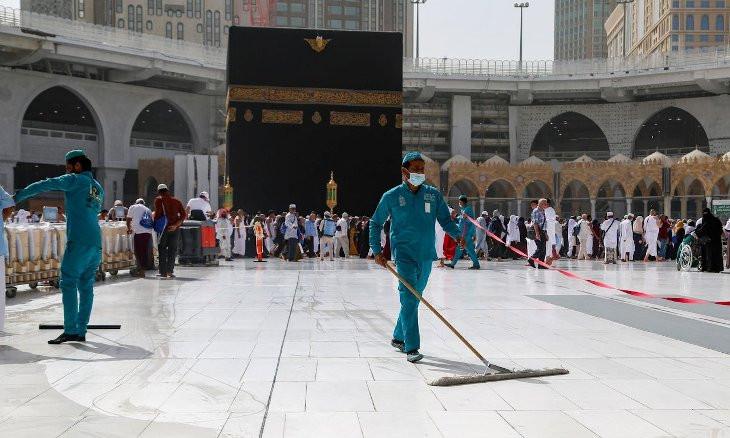 Pilgrimage procedures postponed over coronavirus in Turkey