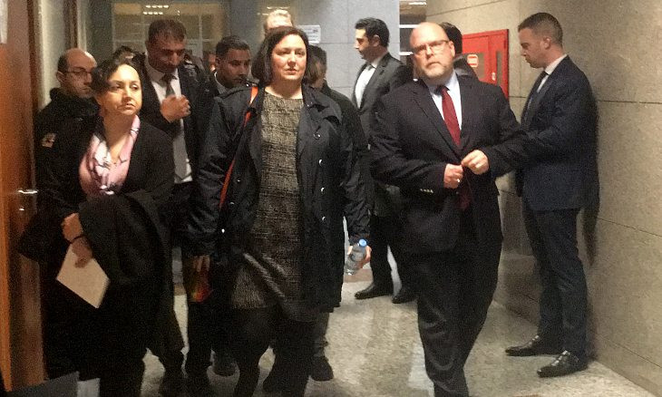 US consulate employee faces up to 15 years in prison in Turkey