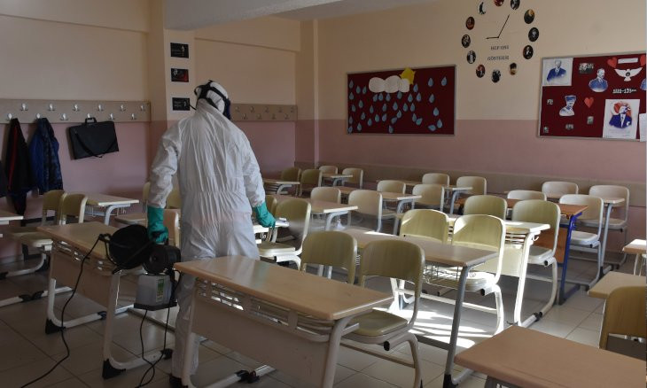 Turkey's shuts schools, universities over coronavirus
