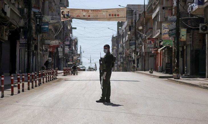 SDF calls for truce in Syria amid coronavirus pandemic