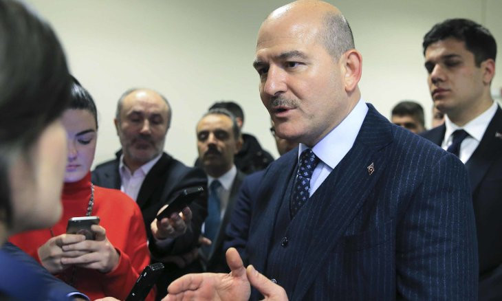 Interior minister criticizes Turkey's top court for issuing rulings belonging to Norway