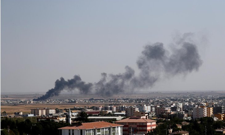 Car bomb kills one Turkish soldier, three local security staff in northern Syria