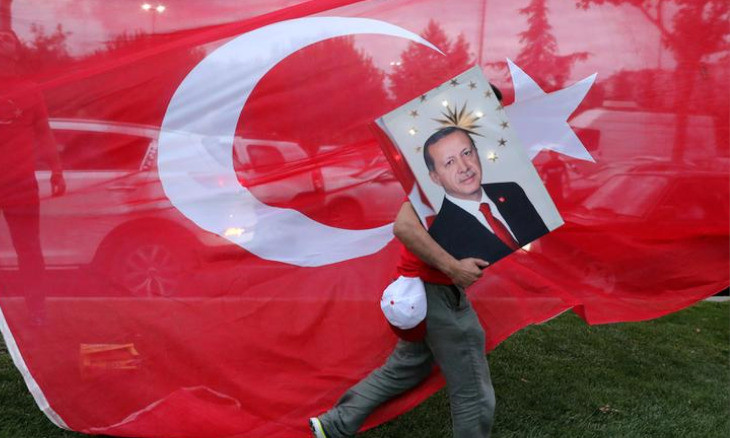 Turkey second country to limit freedoms the most in past decade