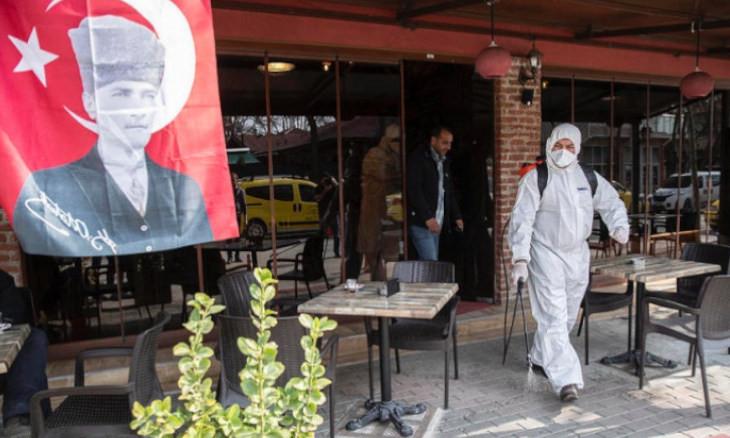 Number of coronavirus cases in Turkey rises to 18