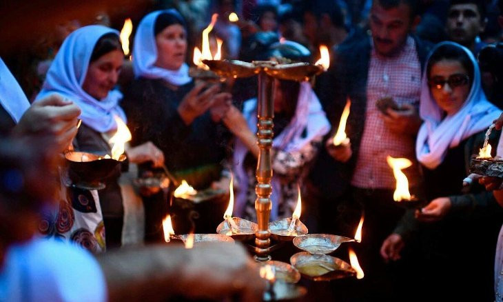 Turkey's HDP congratulates Yazidi New Year Çarşema Sor