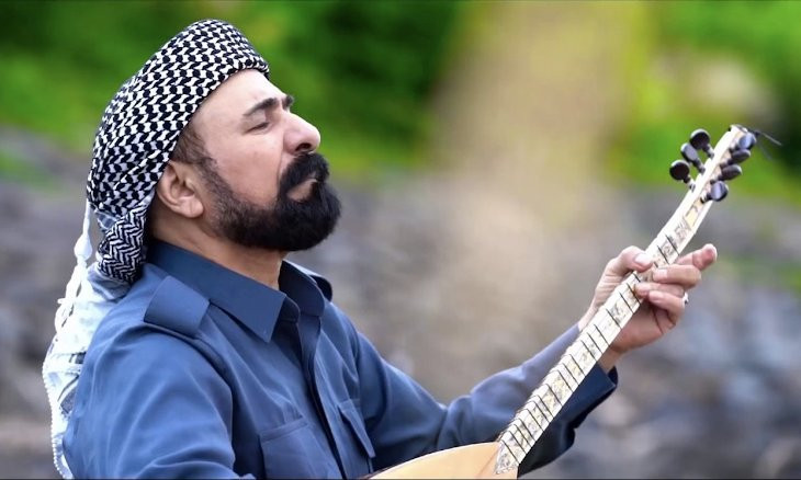 Kurdish singer Şivan Perwer apologizes to Yazidis