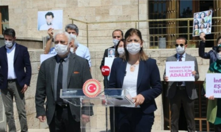 AKP trying to absolve itself of blame with abortive resignation after chaotic curfew, says HDP