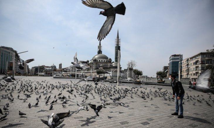 Turkey's coronavirus death toll rises by 125 to 1,643