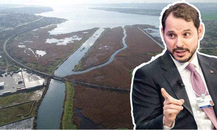 Prosecutors seek 2 years for journalist over report on Albayrak's land ownership on Kanal Istanbul route