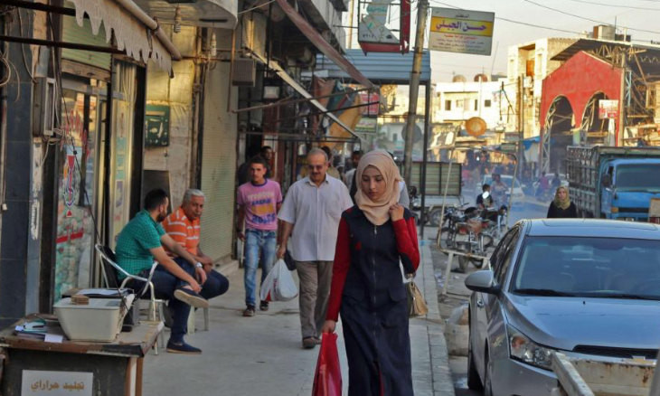 HDP deputies question why Ankara resettles Arabs to  Kurdish-populated towns in Northern Syria